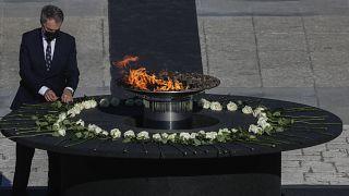 Staatsakt in Madrid: Spanien gedenkt der Corona-Opfer