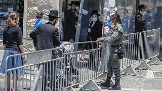 Un'altra ondata di Covid in Israele