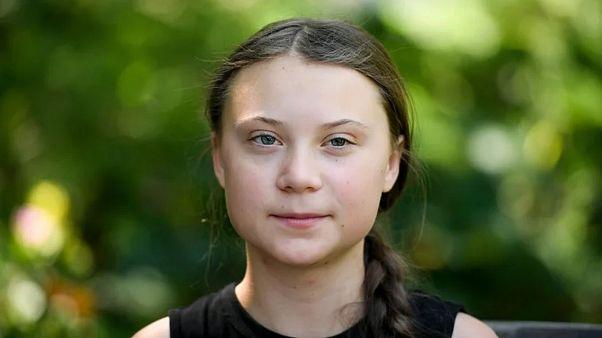 Çevre aktivisti Greta Thunberg