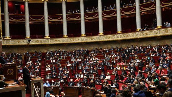 أول اختبار لجان كاستكس منذ تعيينه رئيسًا للوزراء في 3 يوليو-تموز خلال خطاب أمام الجمعية الوطنية