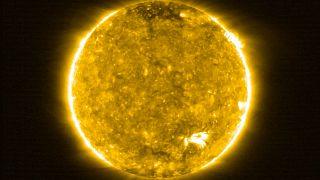 """ESA-Raumsonde fängt """"Lagerfeuer"""" auf der Sonne ein"""