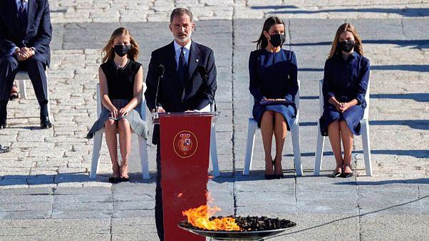 فلیپه ششم، پادشاه اسپانیا