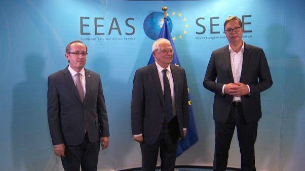 Σερβία-Κόσοβο: Σημαντική πρόοδος στις συνομιλίες