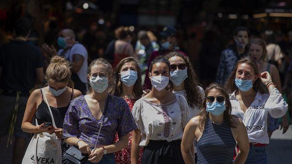 Коронавирус: суточный рекорд заражений в США — свыше 75 тысяч