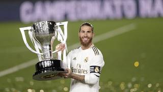 İspanya birinci futbol ligi La Liga'da şampiyon Real Madrid