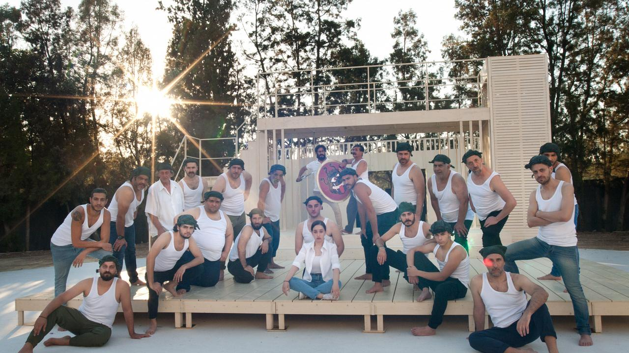 """Κύπρος: """"Αχαρνείς"""" του Αριστοφάνη από τον ΘΟΚ"""