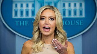 السكرتيرة الصحفية للبيت الأبيض