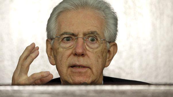 Mario Monti: in queste condizioni l'Italia è destinata a scomparire