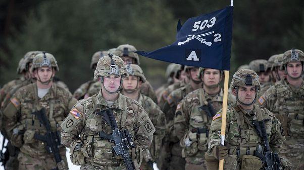 Αμερικανικά στρατεύματα στη Λιθουανία