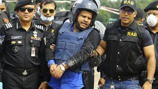 Bangladeşli hastane sahibinin 10 binden fazla kişiye sahte koronavirüs testi yaptırdığı anlaşıldı