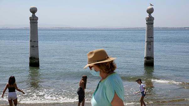 Zonas costeiras são as mais procuradas por estes dias em Portugal