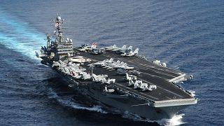 افزایش تنشها با چین؛ دو ناو آمریکایی به دریای چین جنوبی بازگشتند