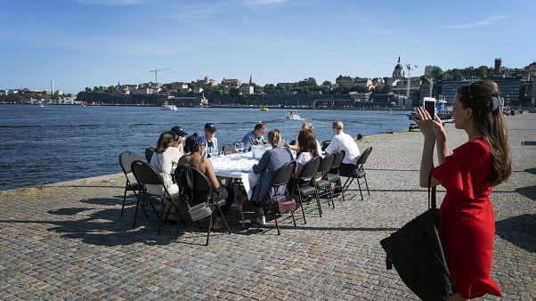 Covid-Sorgenkind Schweden: Die Lockerheit ist weg