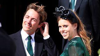 الأميرة بياتريس وإدواردو مابيلي