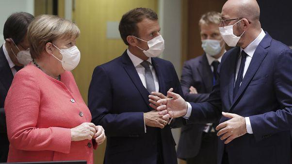 اجتماع لقادة الاتحاد الأوروبي في بروكسل
