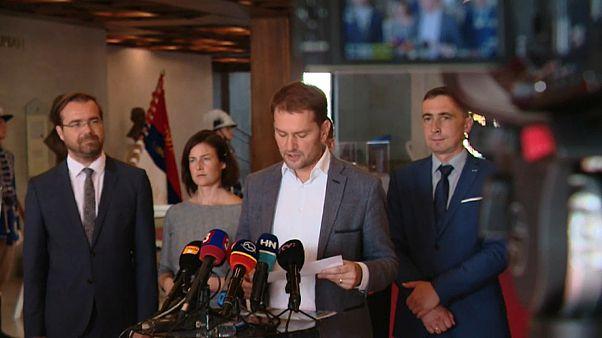 PM eslovaco poderá demitir-se