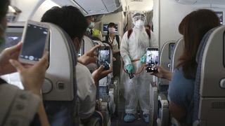 متى يستعيد قطاع الطيران عافيته التي نال منها فيروس كورونا؟