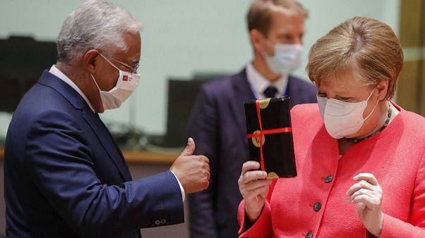 Was an Angela Merkels Geburtstag wichtig ist- Euronews am Abend 17.07.