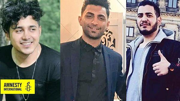 فرانسه به تأیید حکم اعدام محکومان آبان ماه در ایران اعتراض کرد