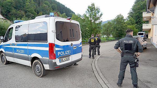 Almanya'da 5 gündür aranan 'Rambo' yakalandı