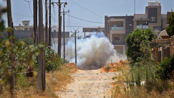 Pentagon: Türkiye Libya'ya 3 binin üzerinde Suriyeli 'paralı asker' konuşlandırdı