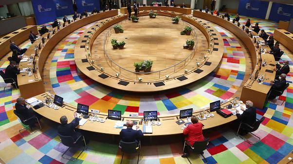Первый день саммита ЕС в Брюсселе