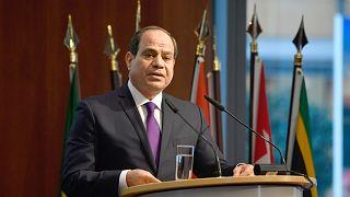 Mısır Cumhurbaşkanı Sisi