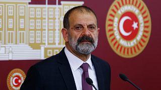 HDP'li milletvekili Tuma Çelik istifa etti
