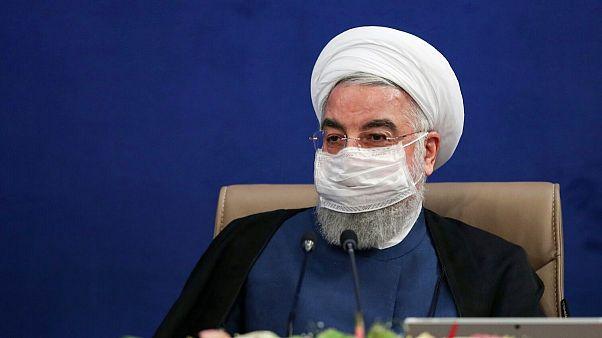 روحانی: تا الان ۲۵ میلیون نفر در ایران به کرونا مبتلا شدهاند
