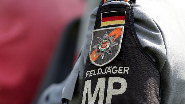 Arşiv/Alman güvenlik güçleri
