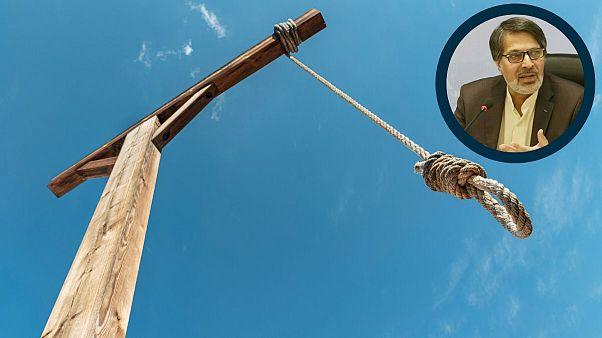 عمادالدین باقی به یورونیوز: اعدام باید مطلقا ممنوع شود