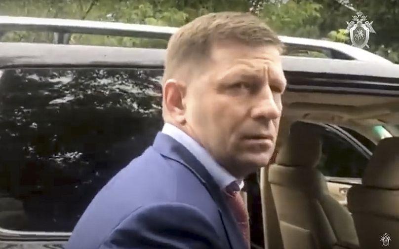 AP/Russian Investigative Committee