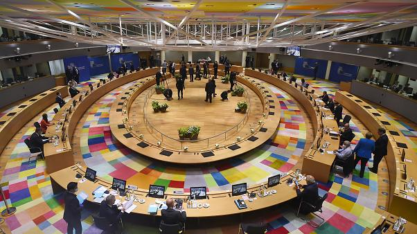 Stringent health measures ahead of EU summit on COVID-19 recovery plan