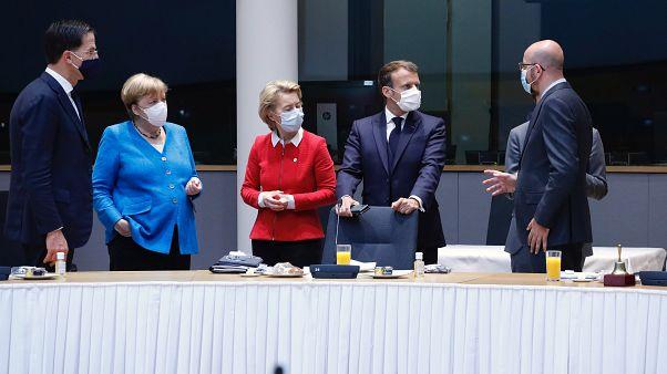 Un dispositif de 750 milliards d'euros au centre des négociations entre les dirigeants de l'UE