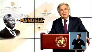 """António Guterres: """"Menschen haben genug von Ungleichbehandlung"""""""