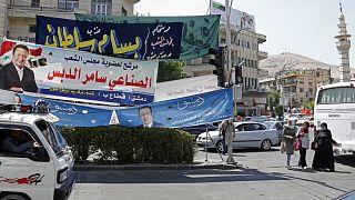 سوريا: قتيل بانفجارين في دمشق عشية انتخابات مجلس الشعب