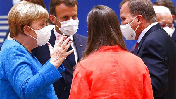 """Sommet européen : """"les frugaux"""" bloquent le plan de relance"""