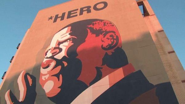"""""""Held"""" und """"Titan"""": Tribut an Bürgerrechtler John Lewis"""