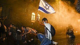 Yolsuzluk, işsizlik ve Covid-19... İsrail'de 'Netanyahu istifa' sesleri giderek artıyor