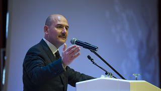 İçişleri Bakanı Süleyman Soylu, AK Partili vekil Mehmet Metiner ile tartıştı