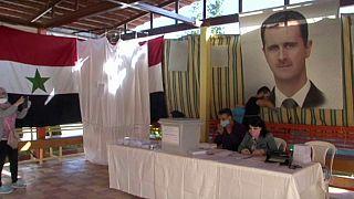 Jour de scrutin sans suspense en Syrie