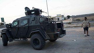 Libya'da iç savaş sürüyor