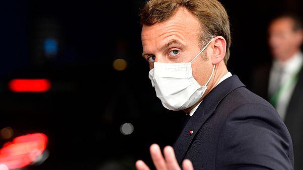 Presidente de França defende respeito pelos princípios e valores europeus