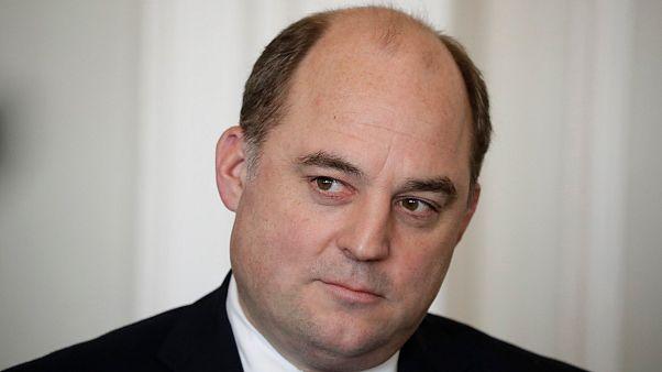 İngiltere Savunma Bakanı Ben Wallace