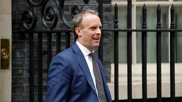 دومینیک راب، وزیر خارجه بریتانیا