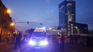Polizei in Frankfurt ARCHIV