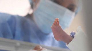 نوزاد پیشرس پرویی از کووید۱۹ جان سالم به در میبرد