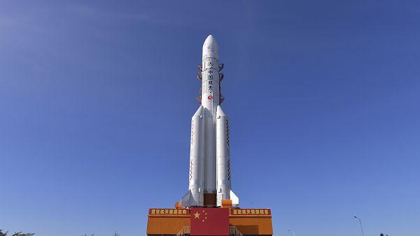 فيديو: استكمال الاستعدادات لإرسال أول مسبار صيني إلى المريخ