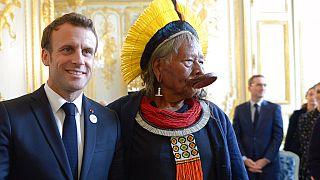 Brasile: ricoverato il novantenne leader indigeno anti Bolsonaro