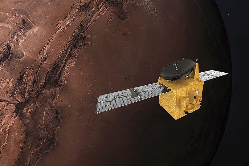 Alexander McNabb/Mohammed Bin Rashid Space Centre via AP, File